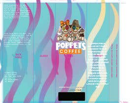 #158 for Coffee Bag Design by MRGRAPH003