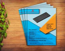 """#4 untuk Advertising Post Card 6"""" x 11"""" oleh rafitalavi"""
