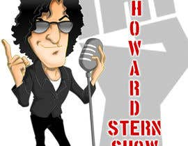 nº 15 pour Cartoon for The Howard Stern Show par kingmaravilla