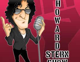 #16 untuk Cartoon for The Howard Stern Show oleh kingmaravilla