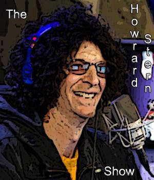 Penyertaan Peraduan #29 untuk Cartoon for The Howard Stern Show