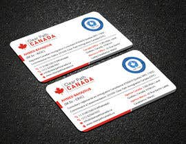 #124 for Business Card English and French by ahsanhabib5477