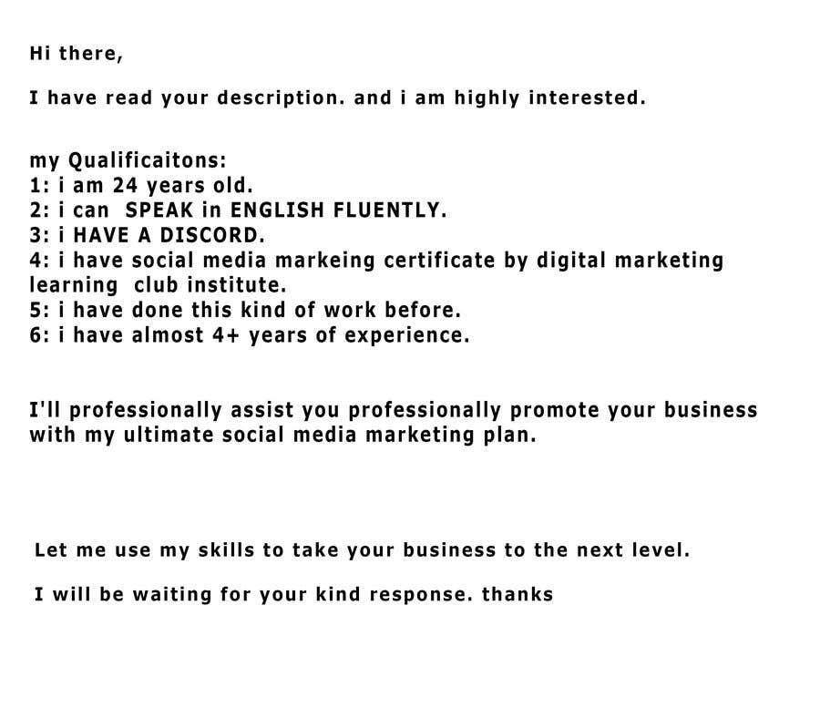 Kilpailutyö #                                        9                                      kilpailussa                                         Need a Social Media Manager (Instagram, Facebook and Twitter) $100/month