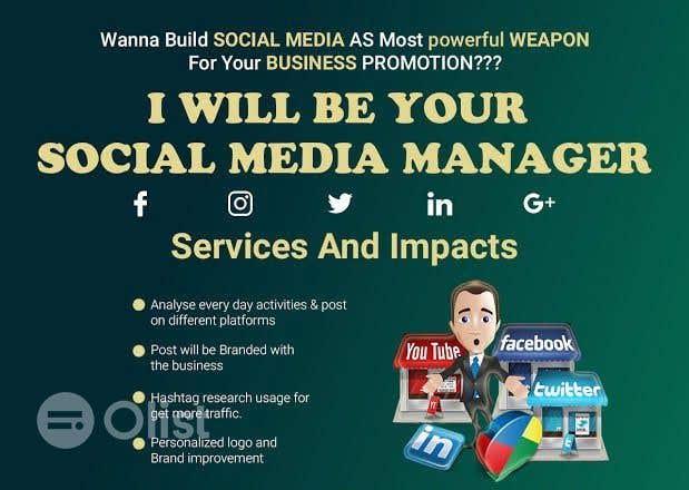 Kilpailutyö #                                        17                                      kilpailussa                                         Need a Social Media Manager (Instagram, Facebook and Twitter) $100/month
