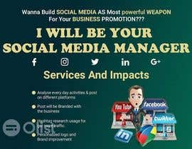 #17 cho Need a Social Media Manager (Instagram, Facebook and Twitter) $100/month bởi mdabdussalamdesi