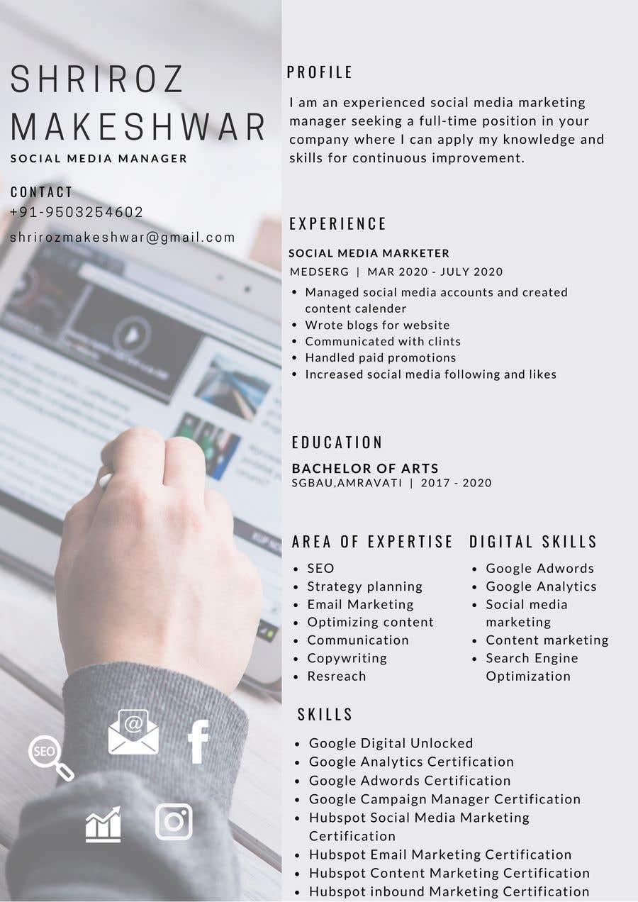 Kilpailutyö #                                        22                                      kilpailussa                                         Need a Social Media Manager (Instagram, Facebook and Twitter) $100/month