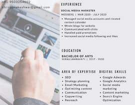 #22 cho Need a Social Media Manager (Instagram, Facebook and Twitter) $100/month bởi shrirozmakeshwar