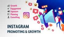 Social Media Marketing Kilpailutyö #42 kilpailuun Need a Social Media Manager (Instagram, Facebook and Twitter) $100/month
