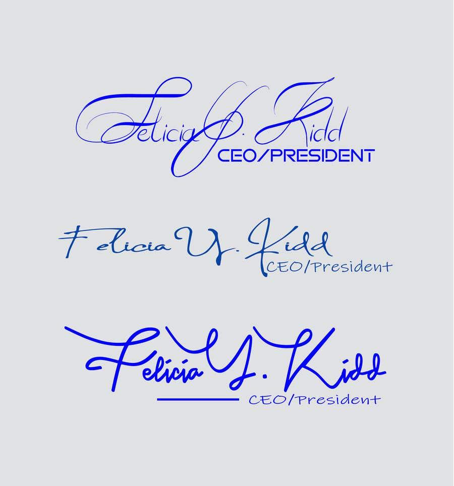 Kilpailutyö #                                        73                                      kilpailussa                                         Create my custom signature