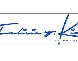Nro 70 kilpailuun Create my custom signature käyttäjältä desiganerfaysal