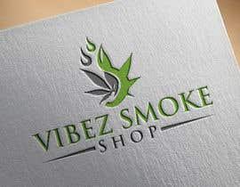 #44 untuk Make two logos: Vibez K (For Kratom) and a second logo for Vibez Smoke Shop oleh hawatttt