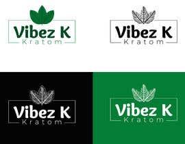 #21 untuk Make two logos: Vibez K (For Kratom) and a second logo for Vibez Smoke Shop oleh dimaemad