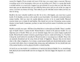 #10 cho Write an essay bởi muradutjaman
