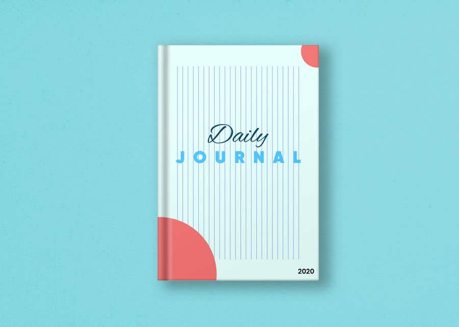 Contest Entry #                                        15                                      for                                         Design a Journal (Cover + Page) for Print