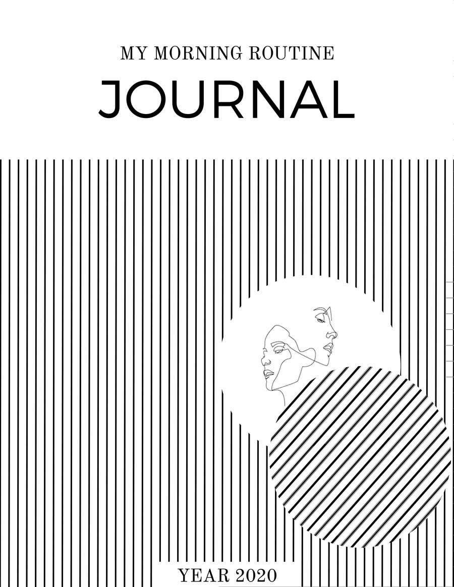 Kilpailutyö #                                        30                                      kilpailussa                                         Design a Journal (Cover + Page) for Print