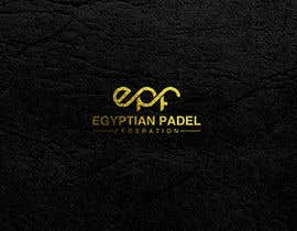 #508 cho Logo - Egyptian Padel Federation bởi ngraphicgallery