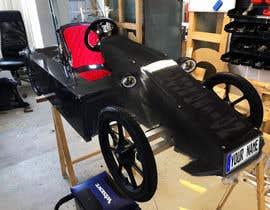 Nro 27 kilpailuun Design sketch for a tiny car for kids käyttäjältä bobanlackovic