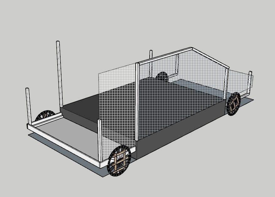 Contest Entry #                                        41                                      for                                         Design sketch for a tiny car for kids