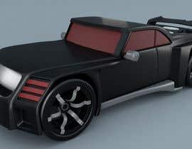 Nro 36 kilpailuun Design sketch for a tiny car for kids käyttäjältä ghannitp