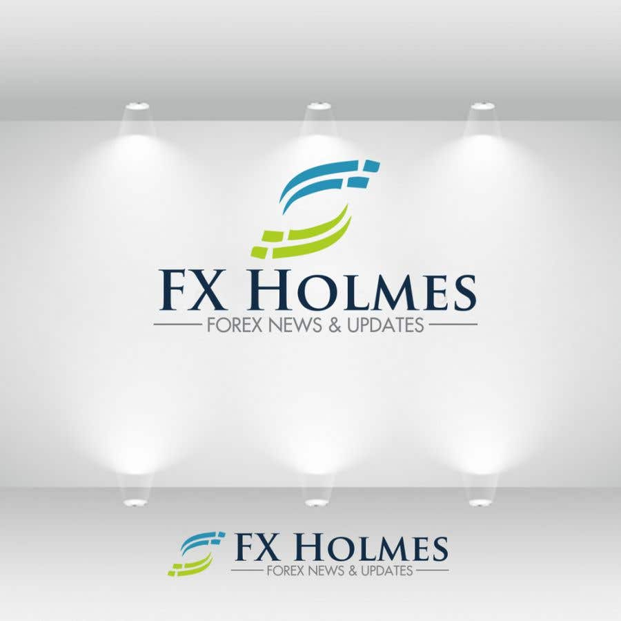 Contest Entry #                                        168                                      for                                         Logo for Forex news site