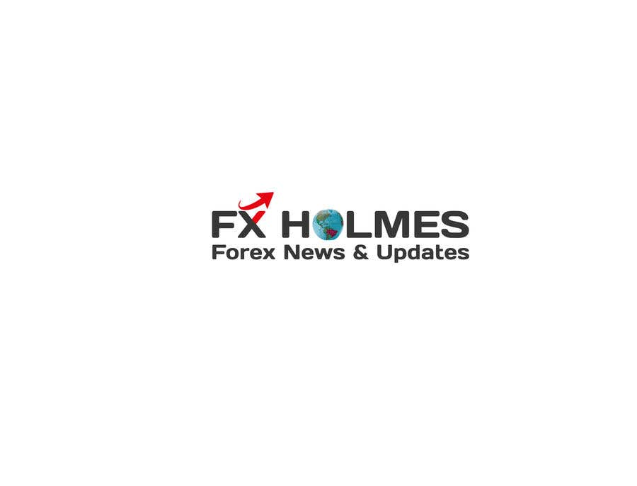 Contest Entry #                                        170                                      for                                         Logo for Forex news site
