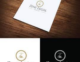 Nro 589 kilpailuun Logo for Zeni Legal Group, LLC käyttäjältä imranislamanik