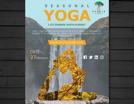 #61 for Yoga Flier Template by abrarsumon