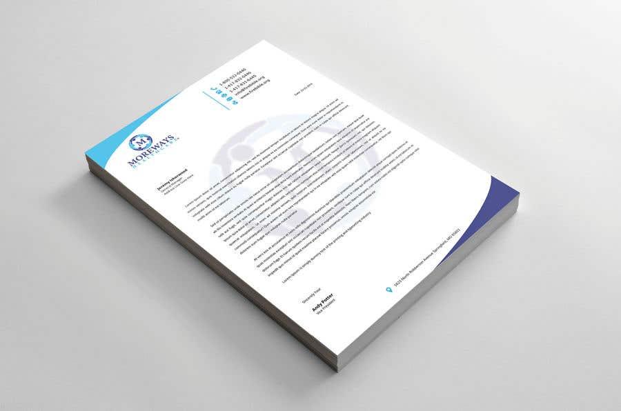 Bài tham dự cuộc thi #                                        62                                      cho                                         Design A4 Letterhead