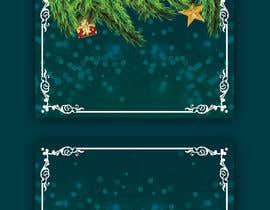 #54 for Christmas Card Postcard Border Design by imranislamanik
