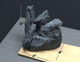 Karemradwan tarafından 3D product designs of aquarium rock structures and cave decorations (winner gets the big project) için no 14