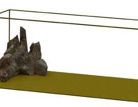 Aman11984 tarafından 3D product designs of aquarium rock structures and cave decorations (winner gets the big project) için no 37