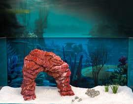 hiddenpearl tarafından 3D product designs of aquarium rock structures and cave decorations (winner gets the big project) için no 40