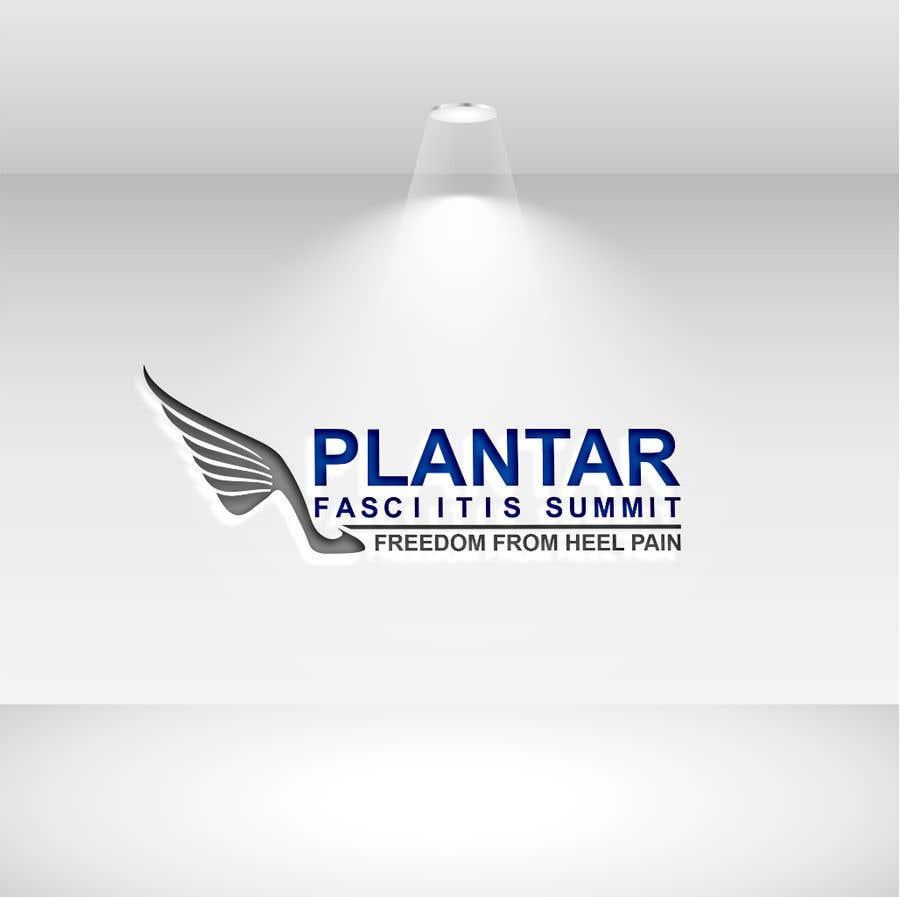 Bài tham dự cuộc thi #                                        6                                      cho                                         Plantar Fasciitis Summit Logo