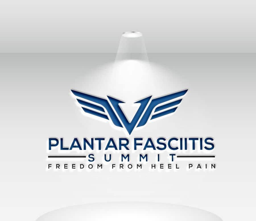 Bài tham dự cuộc thi #                                        54                                      cho                                         Plantar Fasciitis Summit Logo