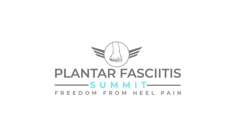 Bài tham dự cuộc thi #                                        76                                      cho                                         Plantar Fasciitis Summit Logo