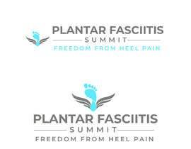 #86 cho Plantar Fasciitis Summit Logo bởi mcbrky