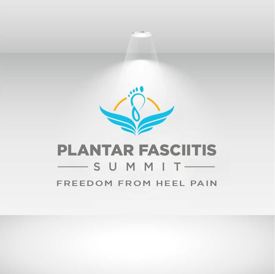 Bài tham dự cuộc thi #                                        78                                      cho                                         Plantar Fasciitis Summit Logo