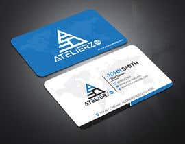 Nro 207 kilpailuun Looking for a business card and letterhead design käyttäjältä SLBNRLITON