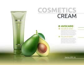 #15 for A cosmetic advertising poster af KhizraFatimah12
