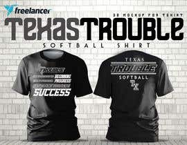 ngagspah21 tarafından I would like some help with my Softball traveling shirt design and altering a couple images için no 38
