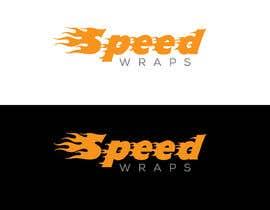 Nro 692 kilpailuun Logo design for my new graphics installation company. Business name: Speed Wraps käyttäjältä mdsayfulislam919