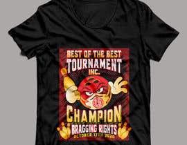 sauravarts tarafından Bragging Rights t-shirt design için no 82