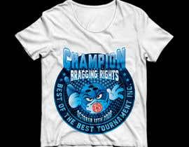 sauravarts tarafından Bragging Rights t-shirt design için no 89