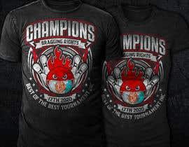 Nossib tarafından Bragging Rights t-shirt design için no 122