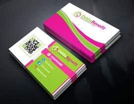 #457 for Detox Benefit - Business Cards by masudislamtari12