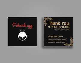 #98 for Pokerbugg - Business Card Design by ronyislam16316