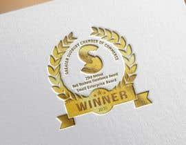 Nro 55 kilpailuun Make award badge from photo käyttäjältä shakz07