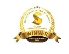 Nro 69 kilpailuun Make award badge from photo käyttäjältä shakz07