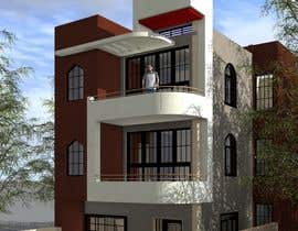nº 94 pour Design a 2 floor house on 45sq meters plot with 2 floors par Hailuamare