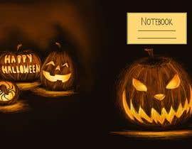 #34 para Need Halloween Cover for  Notebook Designed por RebecaBeatriceB